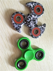 Anxiety Autism Stress Reducer Fidget Hand Spinner Metal toy figet spinner